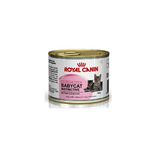 Royal canin Babycat Instinctive 1012x 195gr