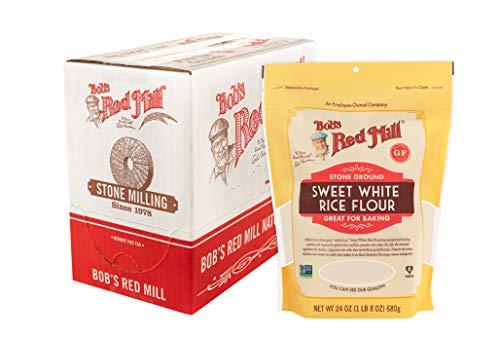 Sweet White Rice Flour, 24 Oz