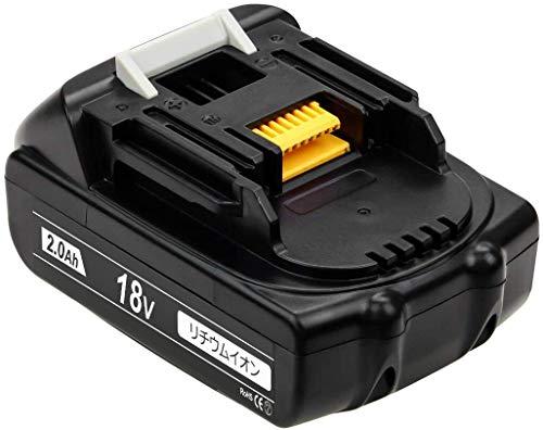 Boetpcr 互換 マキタ18v バッテリー BL1820 マキタ18v マキタバッテリー 18v マキタバッテリー18v 互換2.0Ah超大容量 マキタバッテリーBL1820 18v マキタ18v互換バッテリー マキタ18v bl1815 bl1820