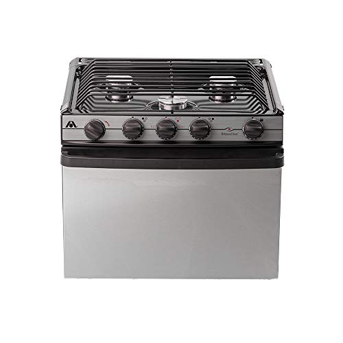 Atwood | Dometic RV Range Oven Cook-top RV-1735 BSPSX2-52938