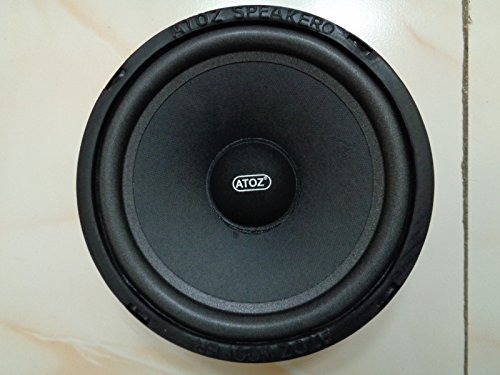 Crispy Deals ATOZ 8 inch 4 Ohm 40 Watts Ramp Sub Bass...