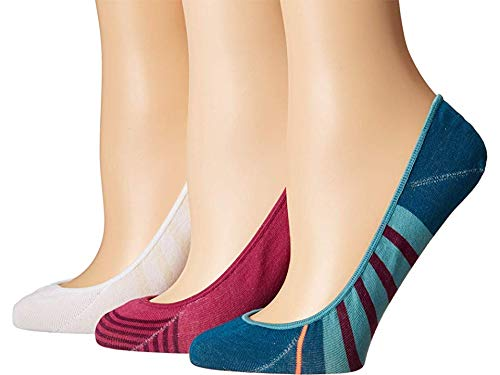 Stance Sensible 3 Pack Socken Calcetines para Mujer, Multicolor, Medium