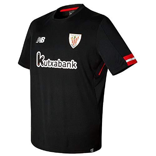 New Balance ACB Replica MC Athletic Club Bilbao 2A Trikot Herren M Schwarz (BK)