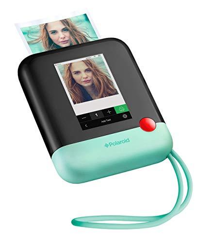 Polaroid POP 2.0 20MP Digital Sofortbildkamera mit 3,97 Touchscreen-Display, Zink Zero Ink-Technologie druckt 3,5 x 4,25 Fotos, Grün