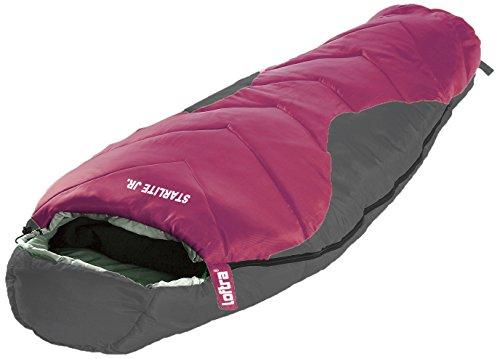 Loftra slaapzak Starlite Junior, roze/grijs, 170 x 70 x 50 cm, 4635-9