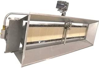 HeatStar High-Intensity Infrared Natural Gas Heater - 100,000 BTU, Model Number F191830