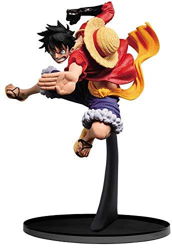 One Piece Anime Monkey D. Ruffy Figur | Gear 2 Haki