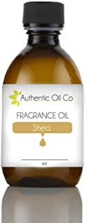 Shea Fragrance Oil concentrate 100 ml for soap bath bombs and candles cosmetics.