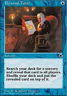 Magic: the Gathering - Personal Tutor - Portal