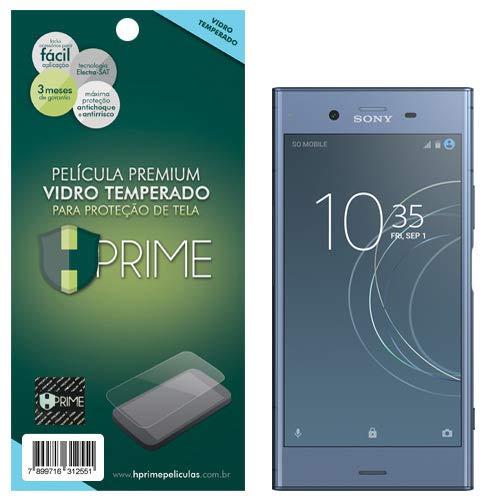 Pelicula de VidroTemperado 9h para Sony Xperia XZ1, HPrime, Película Protetora de Tela para Celular, Transparente