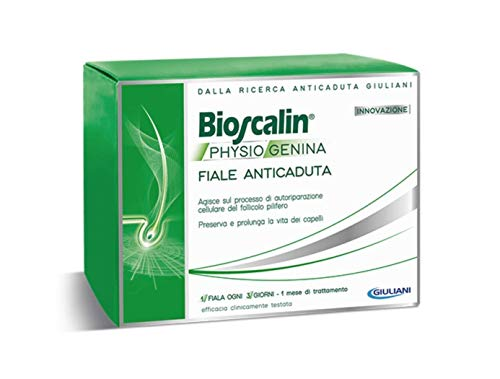 Bioscalin Physiogenina Fiale Anticaduta Capelli 10...
