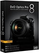 DXO Optics Pro 8 Elite for PC/Mac - Digital (download link and license key will be sent by Amazon message)
