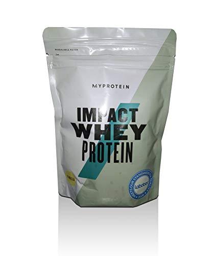My Protein Impact Whey Protein Supplement, 250 g, Vanilla