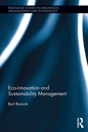 Eco-Innovation and Sustainability Management (Routledge Studies in Innovation, Organizations and Technology)