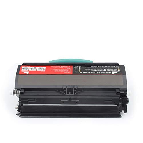 Cartucce di toner nero per stampanti laser, cartucce di toner per uso domestico o in ufficio, cartucce di toner facili da aggiungere, cartucce di stampa di grandi dimensioni, adatte per Lexmark X264DN