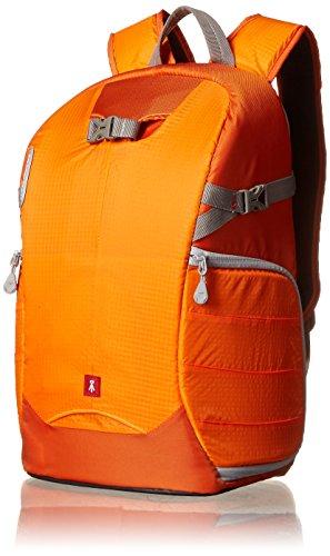 AmazonBasics - Kamera-Rucksack, Trekking-Ausrüstung, Orange
