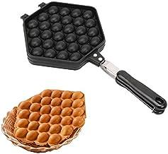 JINN-Waffle Makers - صانع الوافلات الصينية صانع البسكويت البسكويت الهندي هونج كونج بابل البيض آلة كيك الفرن فقاعة البسكويت...