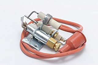 BASO Q90AA-1C Series Q90 Pilot Burner Assembly Kit, Includes Model J989Ekw-7721 Pilot Burner, Y75Aa-8 Sensor Probe, Lennox Appliance