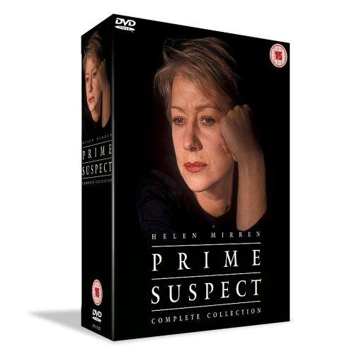 Prime Suspect - Complete Collection