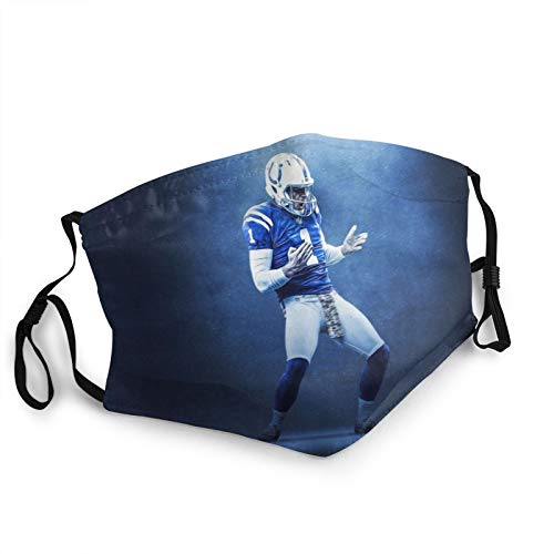 Pat McAfee Breathable Outdoor Mouth Mask Anti-Dust Wind Face Mask