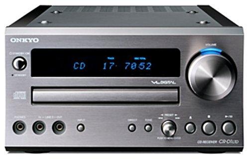 ONKYO ONKYO CD/FMチューナーアンプ CR-D1LTD(H)