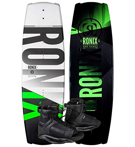 Ronix 144 Vault Wakeboard Package w/Divide 7.5-11.5...
