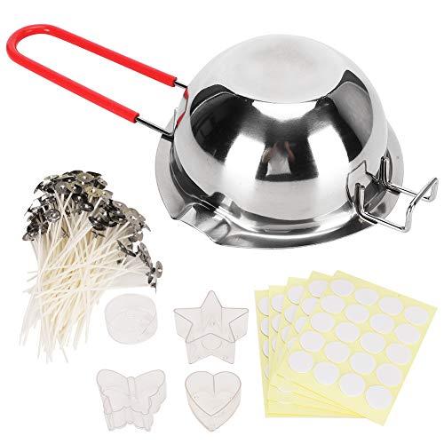 Weiyiroty DIY Candle, Various Shape Candle Kit Supply, zum Schmelzen von Butter zum Schmelzen von Käse