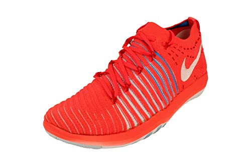 Nike Damen 833410-601 Fitnessschuhe, Orange (Bright Crimson/White/Blue Tint/Bluecap), 37.5 EU