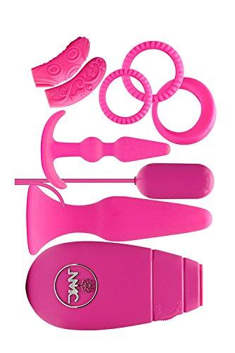Vibrator Lovetoy Set, Flirty Kit Set Pink