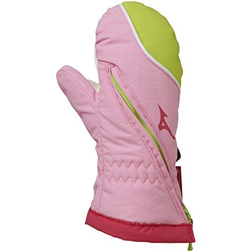 MIZUNO(ミズノ) スキーウェア キッズ ミトングラブ Z2MY7511 64:ピンク K-M