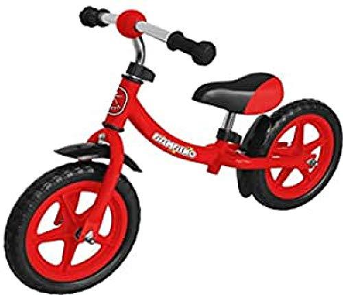 LIFEFIT Kinder Laufrad Bambino, Rot, 12 Zoll