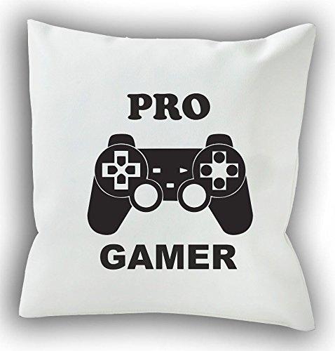 Loose Werbetechnik Professional Gaming - Playstation- 40 x 40 cm - Dekokissen - Kissen - Sofakissen