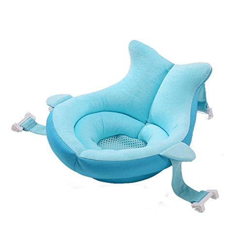 Almohada para Bañera De Bebé Flotador De Baño para Bebé Ducha para Bebé Alfombra Flotante para Baño Bebé Recién Nacido Alfombra Flotante para Baño