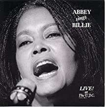 Abbey Sings Billie: Live at the U.J.C. - A Tribute to Billie Holiday