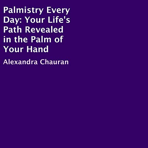 Palmistry Every Day audiobook cover art