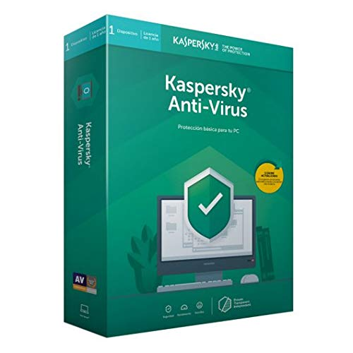 Kaspersky Lab KAV_2019_1DEV_1Y_Mini_BS_NOCD_ES