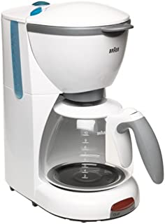Best braun kf510 wh aromadeluxe 10 cup coffeemaker Reviews