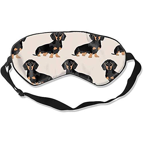 Blindfold,Doxie Dackel Weiner Hund Haustier Hunde Super Smooth Sleep Augenmasken Für Zu Hause Schlafen Nickerchen
