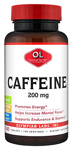Olympian Labs Caffeine Pills review