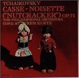 チャイコフスキー:くるみ割り人形*バレエ音楽