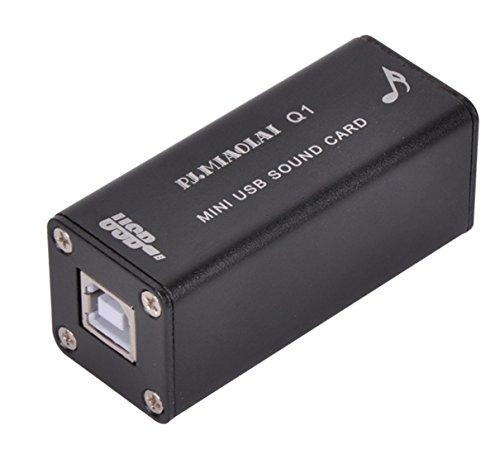 Shina Zhilai H1HiFi mini computer scheda audio esterna PCM2704digitale DAC USB del PC