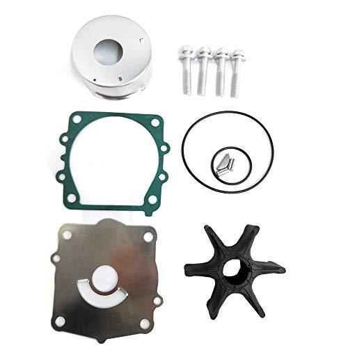 SSI Kit de réparation de pompe à eau marine 68V-W0078-00 YAMAHA hors-bord 80HP 100HP 130 HP F80D F100F F130