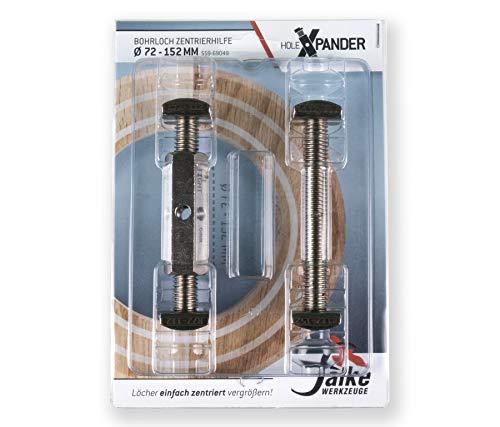 Falke Hole Xpander - Bohrloch-Zentrierhilfe Ø72-152mm - bestehendes Bohrloch vergrößern