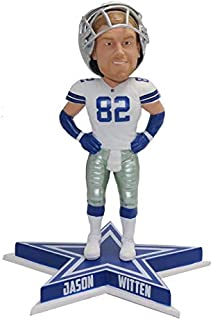 Jason Witten (Dallas Cowboys) Sideline Removable Helmet Bobblehead Exclusive #/360