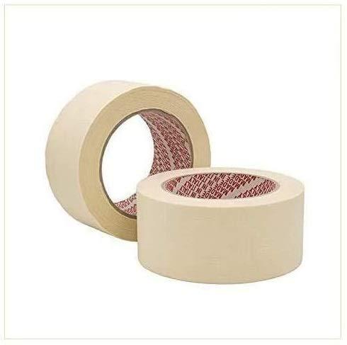 Virsus 6 Rotoli nastro in carta gommata adesiva 50 x 50 rotolo carta adesiva per mascheratura