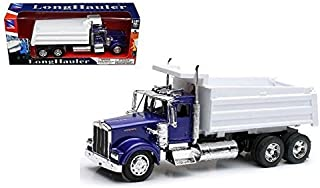New Ray Toys 1:32 Scale Diecast Car Model Kenworth W900 DUMP TRUCK by New Ray
