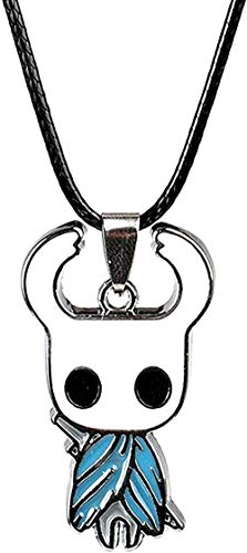 LBBYLFFF Collar de Moda de aleación de Zinc Collar de Caballero protagonista Collares Colgantes Hombres Mujeres Juguetes fanáticos de la joyería encantos de Regalo Accesorios de Regalo