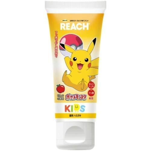 Reach Kids Toothpaste Apple Flavor 60G Set x 96 pcs Financial sales sale Raleigh Mall