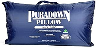 Puradown Standard 80 Duck Pillow Down Pillows