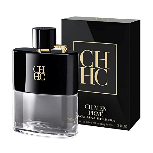 CH Men Prive by Carolina Herrera for Men – 3.4 oz EDT Spray